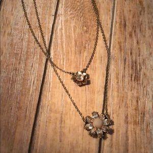 Gardenia Convertible+ Pendant necklace